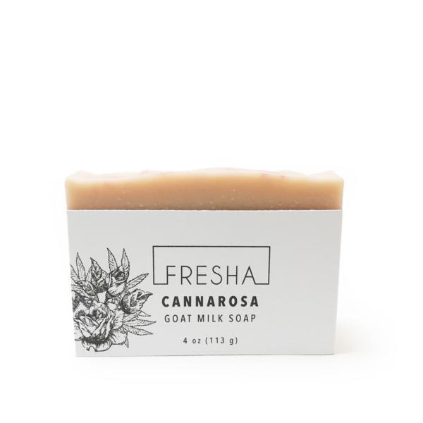 Cannarosa Goat Milk Soap