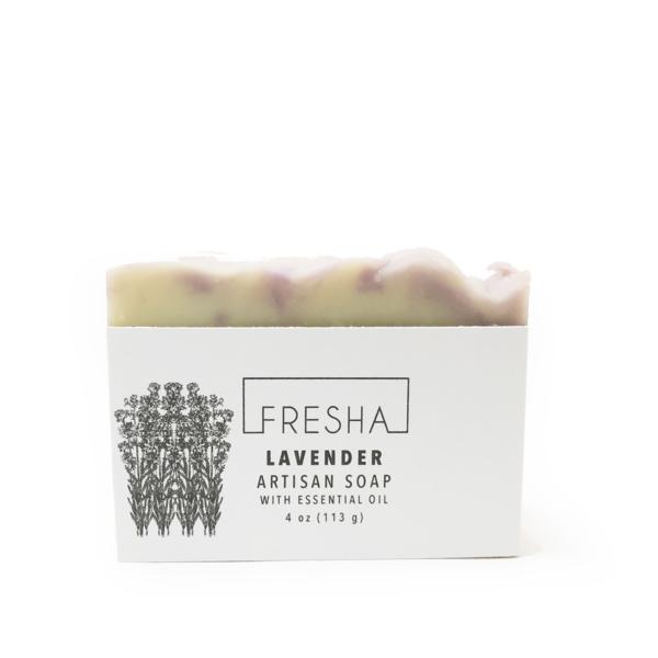 Essential Lavender Vegan Soap