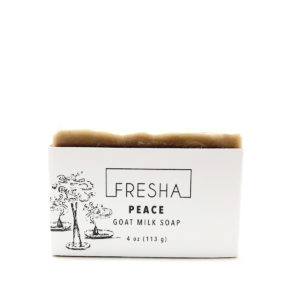 Peace Goat Milk Soap