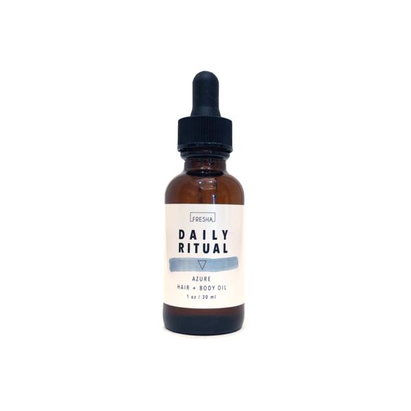 Azure Daily Ritual Hair & Body Oil