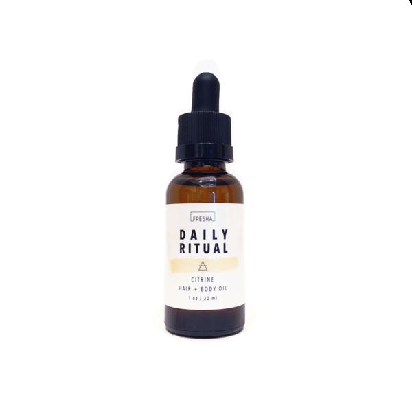 Citrine Daily Ritual Hair & Body Oil