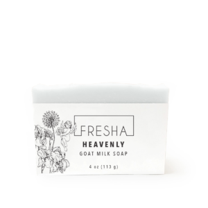 Heavenly Goat Milk Soap