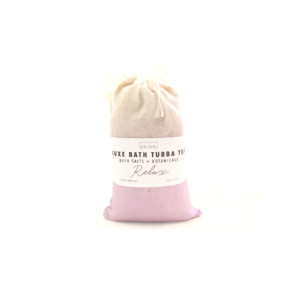 Relax Luxe Bath Tubba Tea