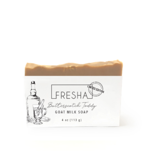 Butterscotch Toddy Goat Milk Soap