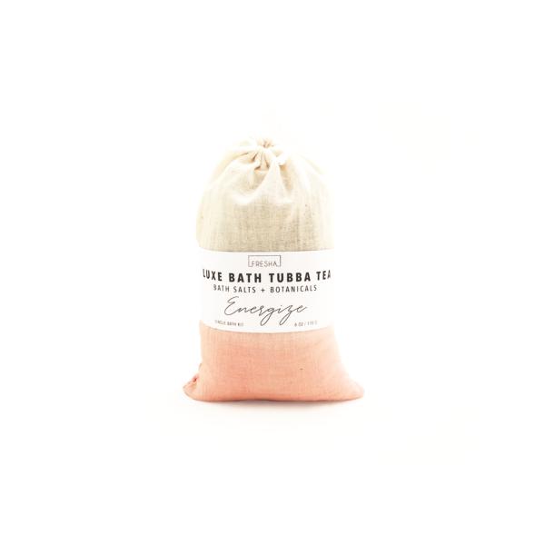 Energize Luxe Bath Tubba Tea